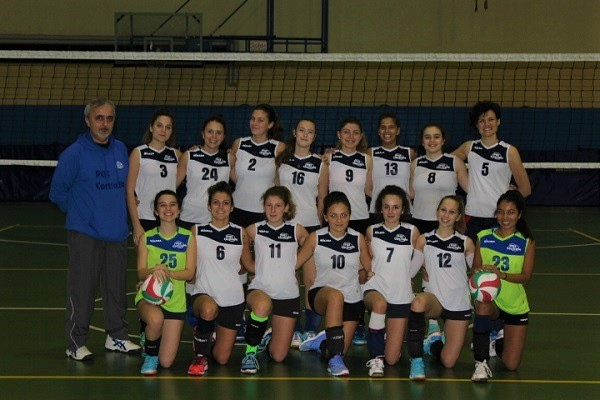 3a divisione volley